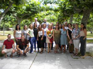 foto asistentes curso comercio justo