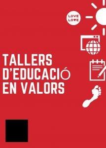 Tallers d'Educació en Valors
